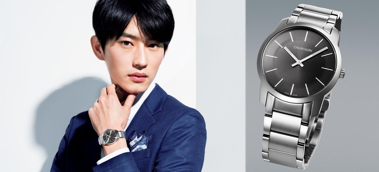 """〈カルバン・クライン ウォッチ〉で新生活の準備を僕らの""""スタンダード""""はこんな好感度ブランドの腕時計!"""
