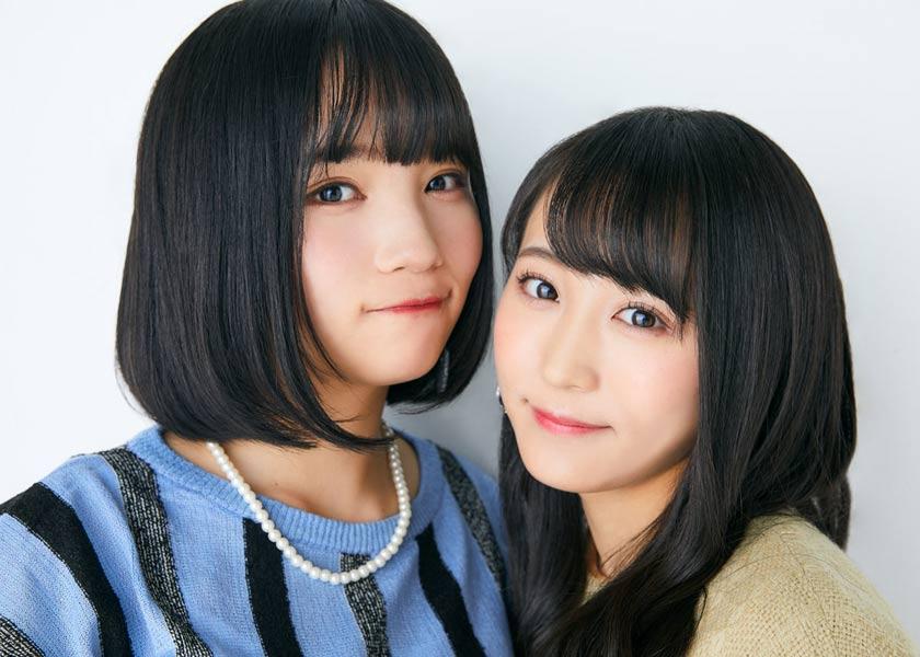 AKB48の次世代エース2人、坂口渚沙と矢作萌夏が指原卒業を語る!