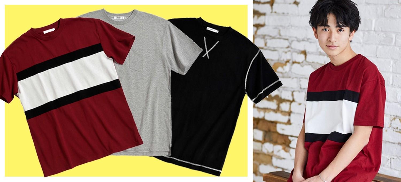 汗対策にはアベイルの好印象Tシャツが効く!美意識高い男子が実践すべきさわやかコーデ!