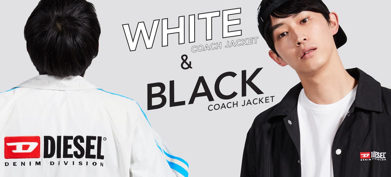 専属モデル、杉野遥亮とニュースなディーゼルコーチジャケット