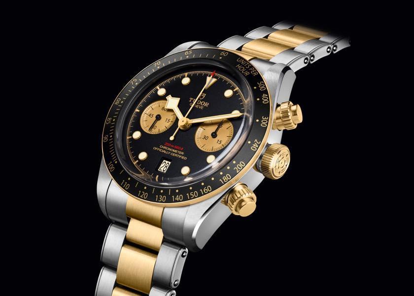ロレックスの創始者が産んだスイス時計、チューダーの最新作