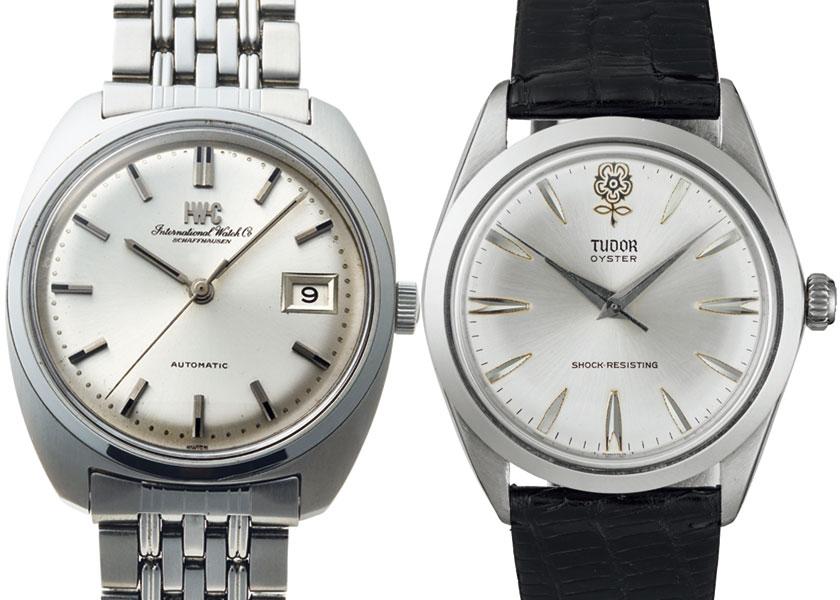 【名品14選】IWC、TUDOR(チューダー)etc.のアンティーク時計