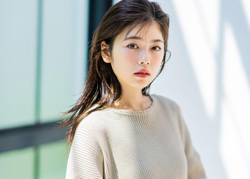 女優・小芝風花とファッションと。