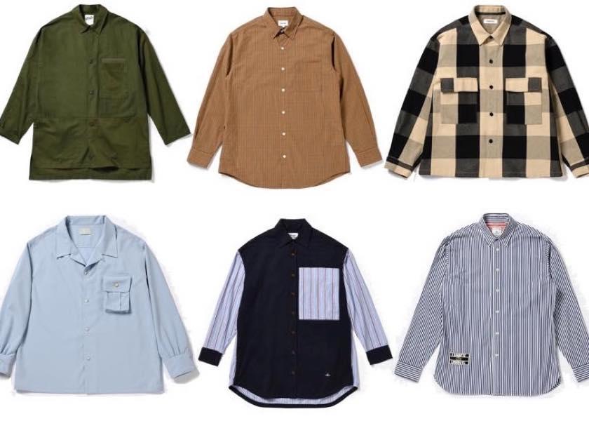 キミの投票でナンバー1シャツが決まる!第4回 着まわしやすいシャツ選手権 投票所