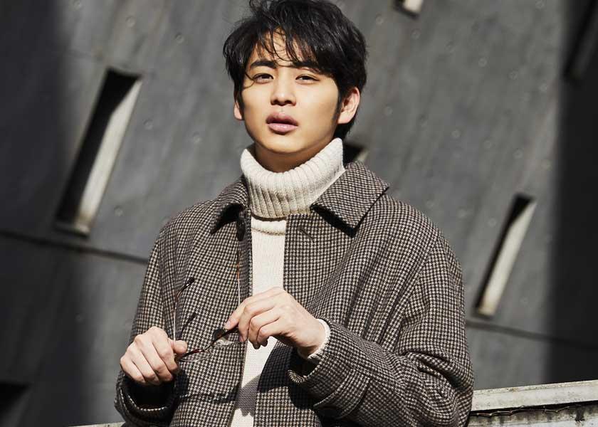 テラスハウスの新メンバー、専属モデル・鈴木志遠が意気込みを語る