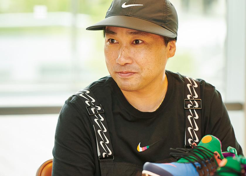 ビームスバイヤー新井伸吾さんが選ぶ生涯最高の1足は、ビームス×ナイキのスペシャルモデル!
