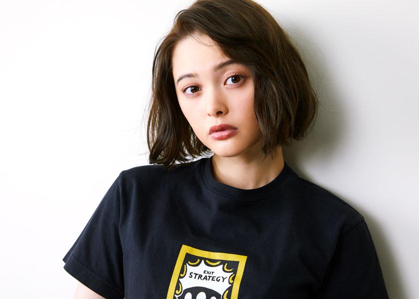 【玉城ティナ】ファッション&映画インタビュー