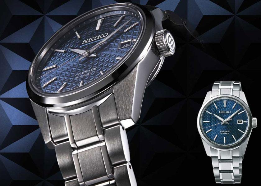 美しすぎると今話題!日本が誇る自動巻き時計!