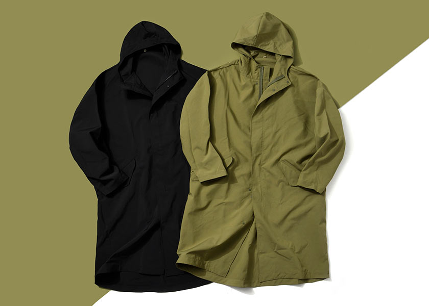 無印良品MUJI Laboの高機能でトレンド感抜群の新作コートが買い!