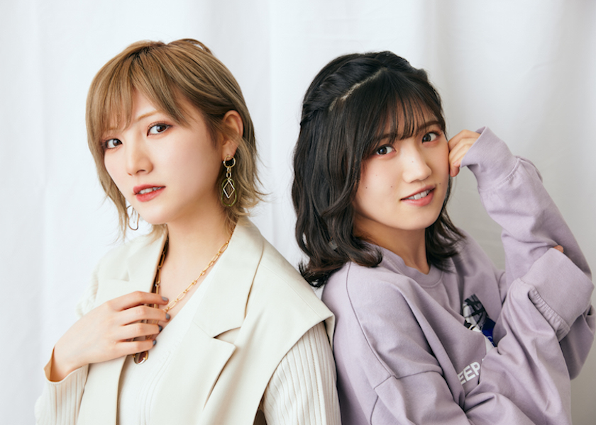"""AKB48""""ゆうなぁ""""こと村山彩希と岡田奈々、お互いの好きなところは……?"""