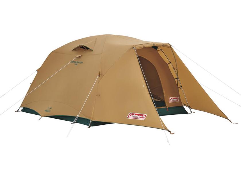 コールマン、スノーピーク...etc!初キャンプにおすすめの名作テント5選