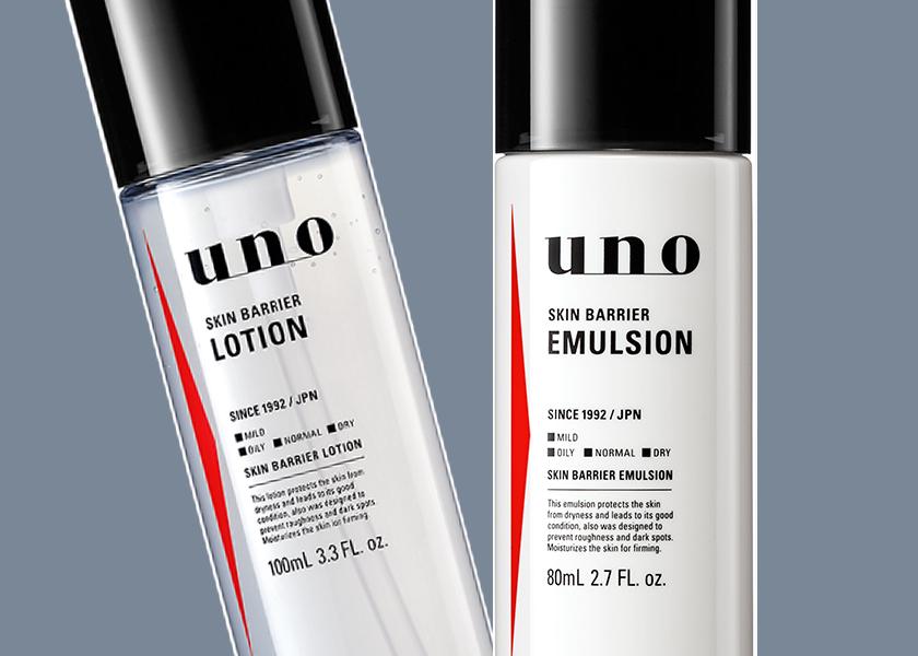 ウーノの新化粧水&乳液で男の肌トラブルを未然に防ぐ!