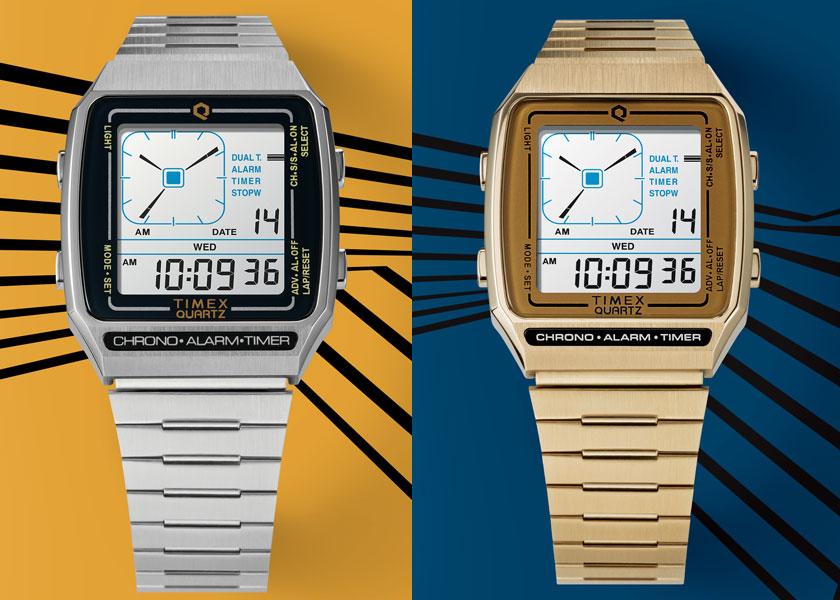 超待望!タイメックス80年代あの大人気時計が復刻