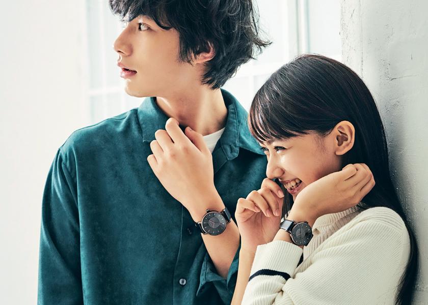 時計専門店チックタックで 見つける2人のプレゼントギフトには思い出を刻む腕時計を選ぼう!