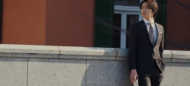 FINEBOYS+plusSUIT × SUITSELECT〈スーツセレクト〉の3モデルを杉野遥亮が着こなす!